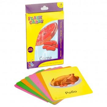 Flash Cards La comida 1
