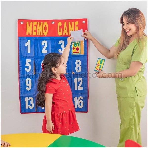 Memo Game (Panel de pared)