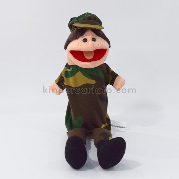 Títere de Militar