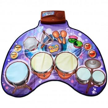 Alfombra de instrumentos...