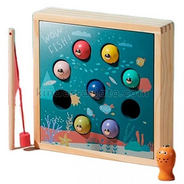 Caja de pesca (fishing box)