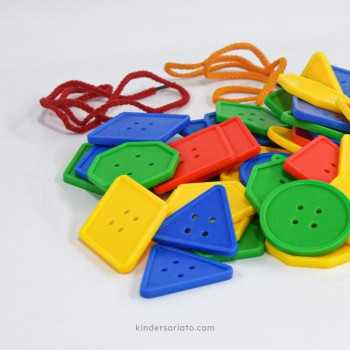 Lego Botones Funny Blocks...