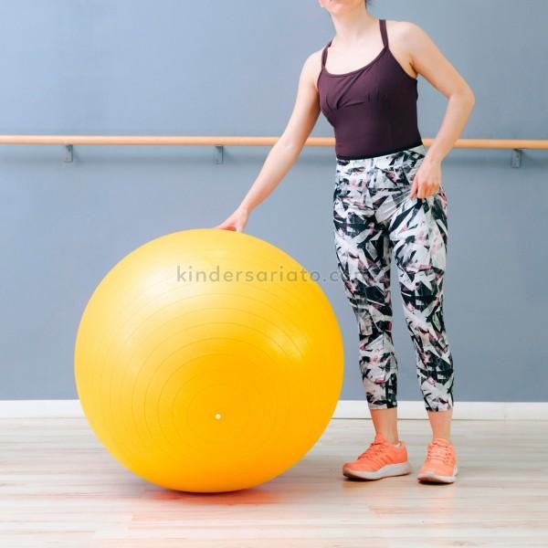 Balón de terapia 75 cm. (fitball)